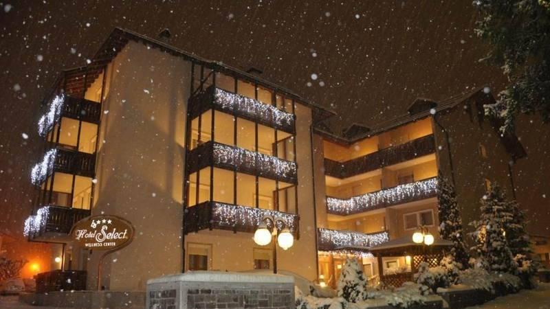 SkiGuru andalo hotel Select 2 - ANDALO 8.-15.1.2022.