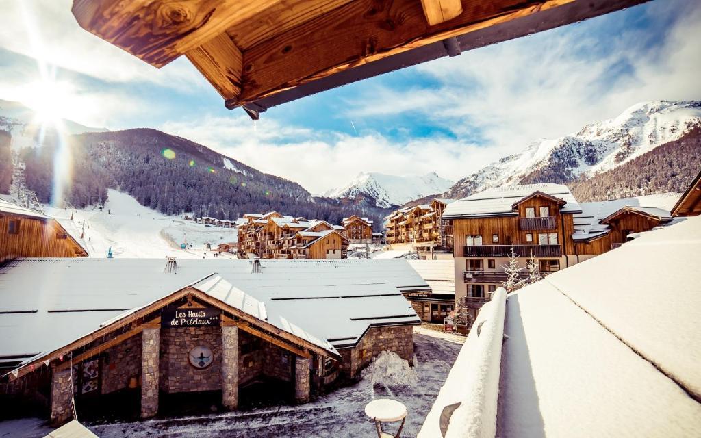 ski guru lesorres preclaux 1 - LES ORRES 2.-9.1.2022.